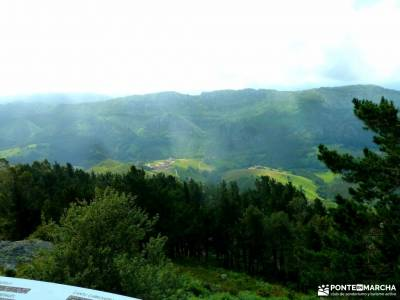 Descenso Sella_Sierra del Sueve; velas pedraza parque natural de grazalema el jerte en flor la horiz